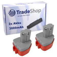 2x batería 3000mah para Makita hr160 hr160d hr160dh hr160dwa hr160dwh