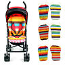 Baby Stroller Buggy Pram Pushchair Liner Cover Mat Car Seat Chair Cushion Pf