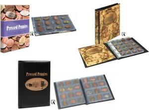 Album für Pressed Pennies aussuchen (Leuchtturm/Lindner)