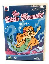 The Little Mermaid (DVD, 2007) Animación Infantil para Niños - No Disney - Nuevo