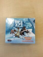 Ice Age Box Movie Cards Hero Mint Factory Sealed