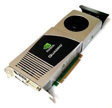 NVIDIA Quadro FX 4800 1,5GB GDDR3 2x DP, 1x DVI CAD Grafikkarte PCIex16 G100GL