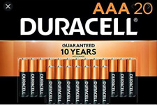 Duracell - Coppertop AAA Batteries - Long Lasting, All-Purpose Triple AAA, NEW
