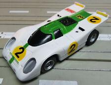 Faller Aurora -  AFX Porsche 917 mit Fahrlicht + 2 neue Schleifer