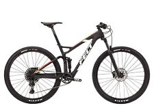 2019 Felt Edict 5 Carbon Full Suspension MTB Bike Sram Eagle NX 12-Speed 20""
