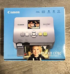 Canon SELPHY CP780 Digital Photo Thermal Printer