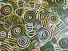 Louise Numina, Bodylines, Aboriginal Art, 137x90cm - Original painting w/ COA