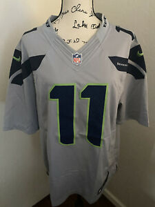 Percy Harvin #11 Seattle Seahawks Nike On Field Stirched Jersey Size Large