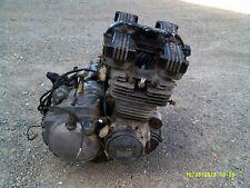 Yamaha XJ550 Engine