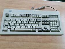 Excellent Cond IBM Model M 1391406 Clicky Mechanical UK Vintage Keyboard PS/2