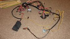 1969 PLYMOUTH ROADRUNNER SATELLITE DODGE CORONET DASH WIRING HARNESS NICE MOPAR