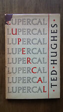 Ted Hughes – Lupercal (1st/1st UK Faber 1960 hb with dw) Sylvia Plath