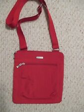 Baggallini Red Crossbody Handbag