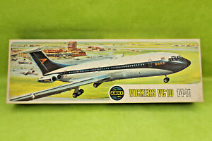Airfix 1:144 scale Vickers VC-10 B.O.A.C.