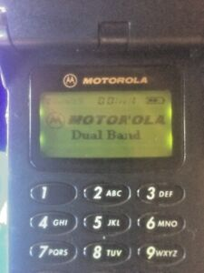 Cellulare Motorola ORIGINALE Startac 130 UNICO DUAL BAND Star tac