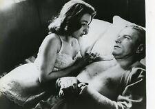 "LAURENCE OLIVIER SHIRLEY ANNE FIELD ""LE CABOTIN"" TONY RICHARDSON PHOTO CINEMA CM"