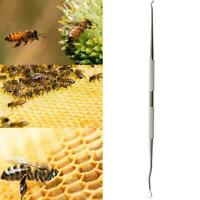 Beekeeping Dual Head Stainless Bee Needle Hive Queen Bee Grafting sh Rearin S3K1