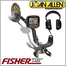 Fisher F19 LTD Metal Detector + 5 Year Warranty