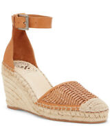 Vince Camuto Valissa Leather Wedge Sandal Women's