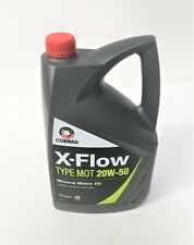 Austin A30 A35 Engine Oil 4.5Ltr 20/50 Comma X-Flow.Perfect For All Classic Cars