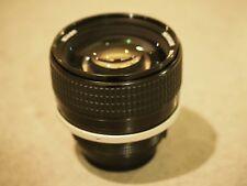 Nikkor Nikon 85mm f/1.4 Lens AIS