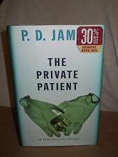 The Private Patient by P. D. James (2008, Hardcover, Standard Size)