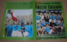 LA GRANDE STORIA DEL CALCIO ITALIANO FASCICOLO 8 ITALIA WORLD CUP MONDIALE 1938