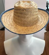 Women's Straw hat One Size Fits All Ships N 24h