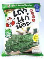 Taokaenoi  Fried Seaweed Snack Protein Vitamin Calcium Thai food