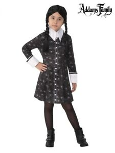 The Addams Family Wednesday Addams Child Costume Rubies