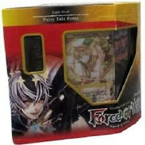 FORCE OF WILL FAIRY TALE FORCE DECK BRAND NEW & SEALED