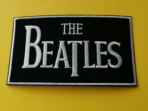 The Beatles Patch Embroidered Iron On Or Sew On Badge