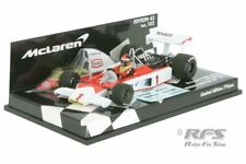 McLaren Ford M23 Fittipaldi Winner Formel 1 British GP 1975  1:43 Minichamps NEU
