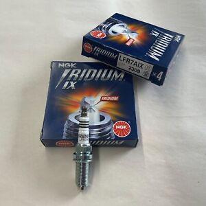 BOX of 4 NGK Iridium IX LFR7AIX 2309 Spark Plug