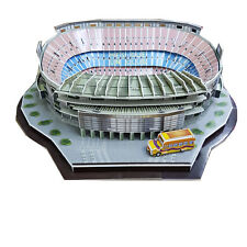3D Barcelona FC Replica Nou Camp Football Stadium Puzzle  - 160 Pieces Gift