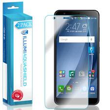 2x iLLumi AquaShield Clear Screen Protector for Asus ZenFone Max Plus (M1)