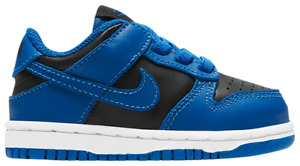 "TD Nike Dunk Low ""Hyper Cobalt"". Style: CW1589-001. US Size 6C"