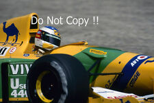 Michael Schumacher BENETTON B192 F1 Stagione 1992 foto 1