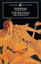 Good, THE BACCHAE and Other Plays ( Penguin classics), Euripides (translated by