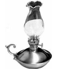 Connecticut Pewter Miniature Oil Lamp