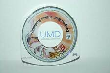 DRAGON BALL Z SHIN BUDOKAI GIOCO USATO SONY PSP EDIZIONE ITA SOLO UMD GD1 41583