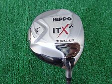 Hippo Golf ITX2 7 Fairway Wood 23 Degree Metal Graphite Regular Flex Shaft NEW