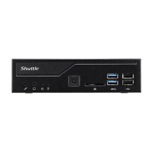 Shuttle Dh310V2 Lga1151/ Intel H310/ Ddr4/ Sata3&Usb3.1/ A&V&2Gbe/ 90W Slim Pc