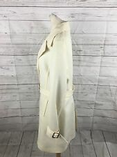 Women's FERRONE Coat - UK8 - Wool - Made In Italy - Great Condition
