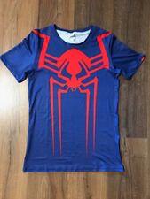 T-shirt Compression Spiderman 2099 Uomo Taglia XL