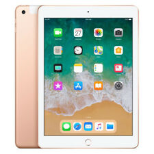 Apple iPad (2018) Wi-Fi - 32 GB - Gold
