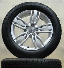 Original Audi Q3 8U 17 Zoll Winterräder Winterreifen Reifen Felgen DOT18 +7mm