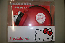 Hello Kitty Molded Face Headphones