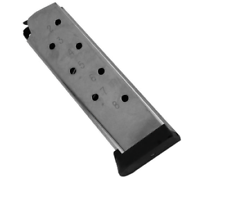 SIG SAUER MAG, 45 ACP, 8RD, STAINLESS, 1911 MAG-1911-45-8