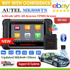 Autel MK808TS Diagnostic Scanner Android-Based Complete TPMS Service Programming